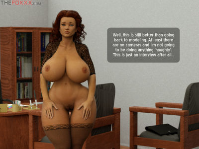 Foxxx – Azalea's Job Interview - part 2