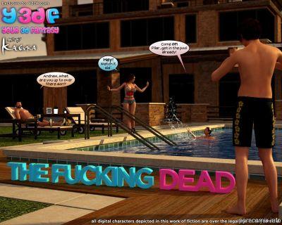 Y3DF- The Fucking Dead