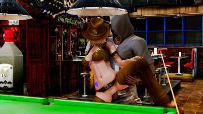 Bar Scene Honey Select - part 6