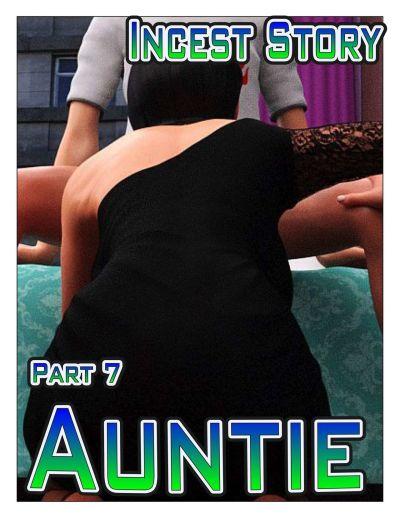 Incest Story - Part 7: Auntie