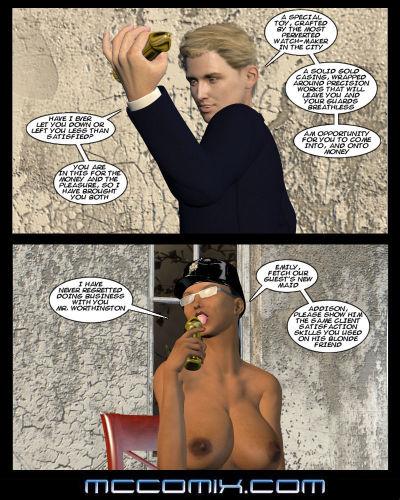 Maxine Midnight Ch.1-27 - part 11